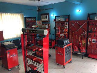 Facom Tools Representative in Nigeria, Dealers on Construction Equipment, Dealer on Aeronautic & Marine Engineering Tools & Equipment, Machine Tools & General Industrial Equipment Dealer, AutoWorkshop Tools & Equipment Dealer, Electrical & Electronic Tools Dealer, Civil & Mechanical Engineering Tools & Equipment Dealer, Major Tool Dealers in Lagos & Nigeria, Facom Tools Dealers in Nigeria, Mega Tool dealers near you in Lagos and Nigeria.